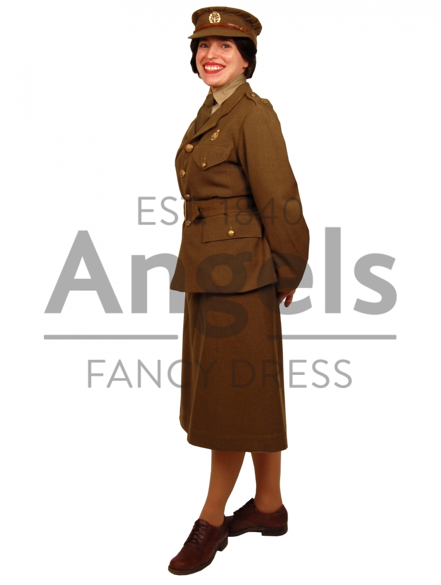 Angels Fancy Dress - Authentic and classic military Hire costumes