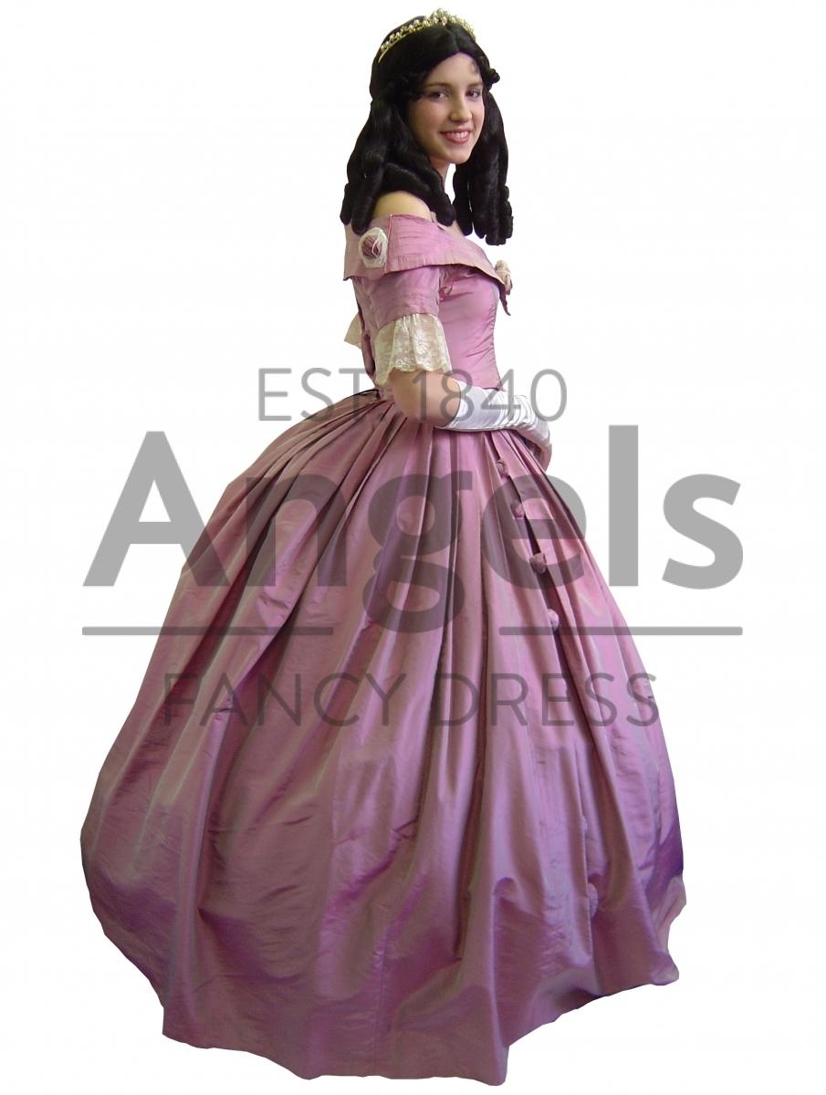 Edwardian style fancy dress
