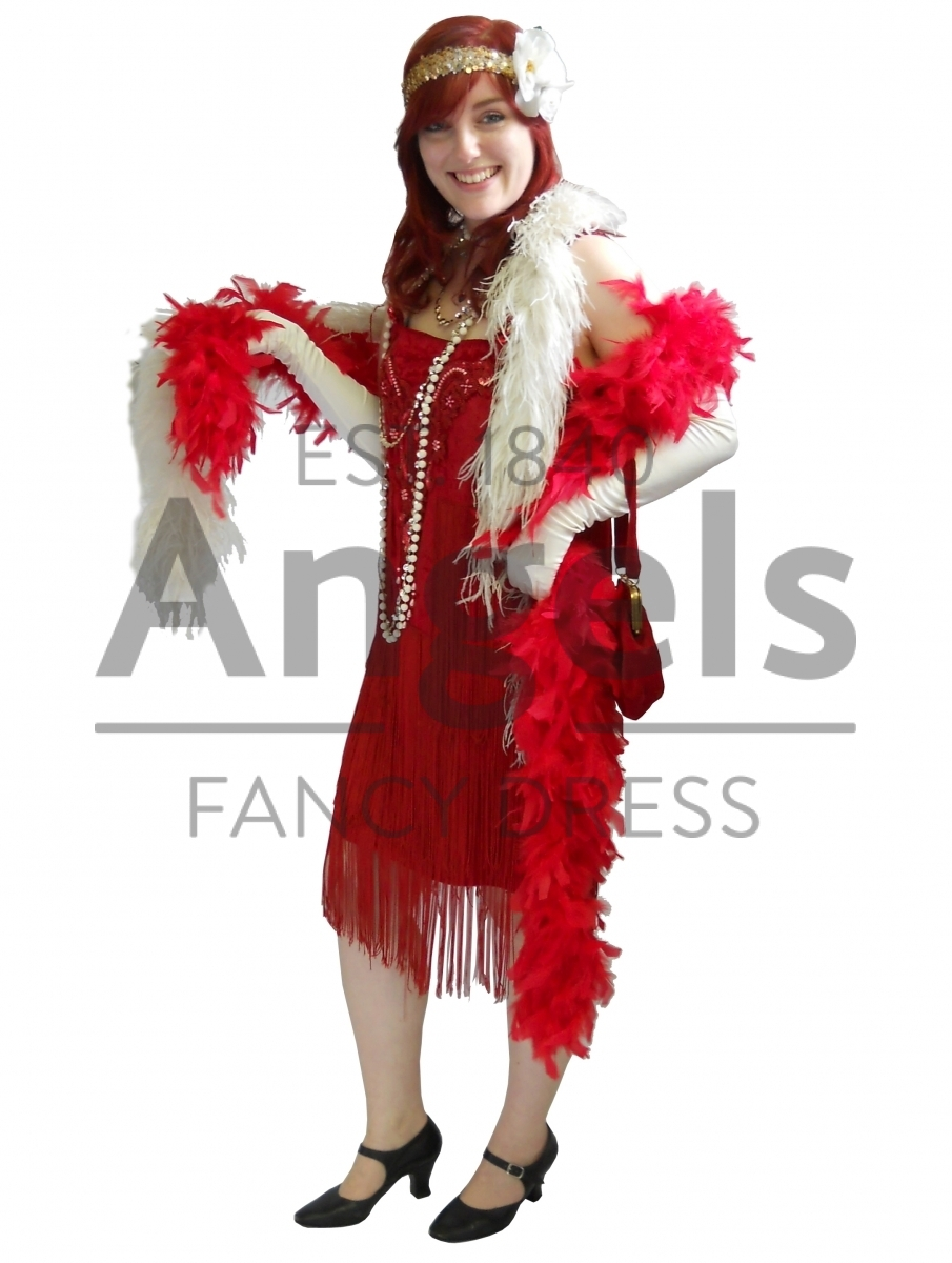Angels Fancy Dress - Hire costumes from the twenties (1920's) era