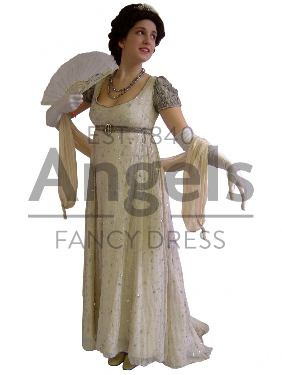 Angels Fancy Dress - Hire costumes from the Regency period