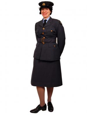 c394-wwII-waaf  sc 1 st  Angels Fancy Dress & Angels Fancy Dress - Authentic and classic military Hire costumes
